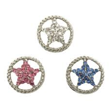10mm rope star charm