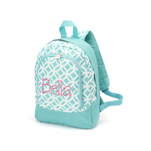 Aqua Sadie Preschool Backpack