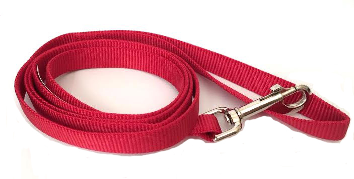 Breezy Leash Red