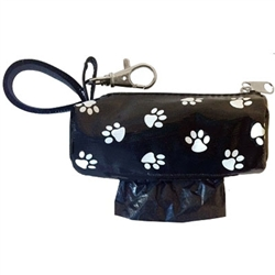 Black paws duffel