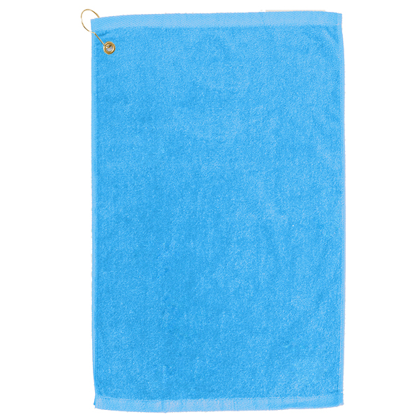 Golf towel Aqua