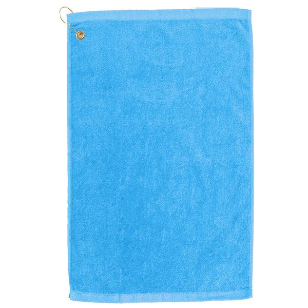 Golf towel Aqua