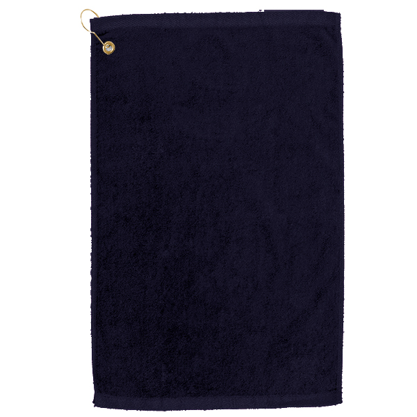 Golf towel Black