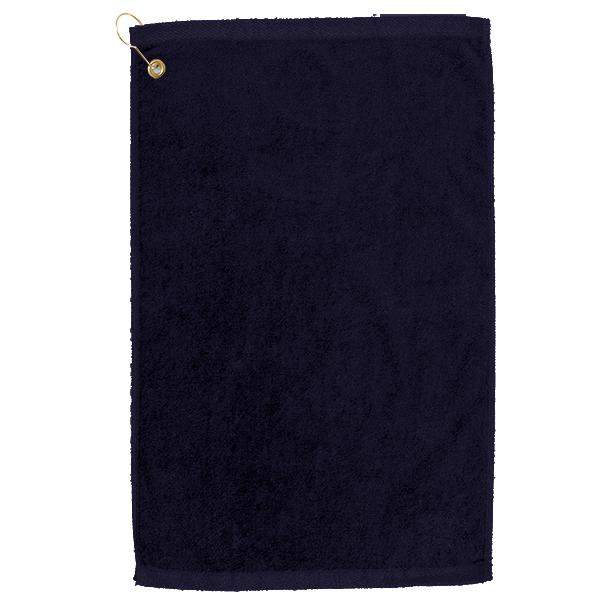 Golf towel Black