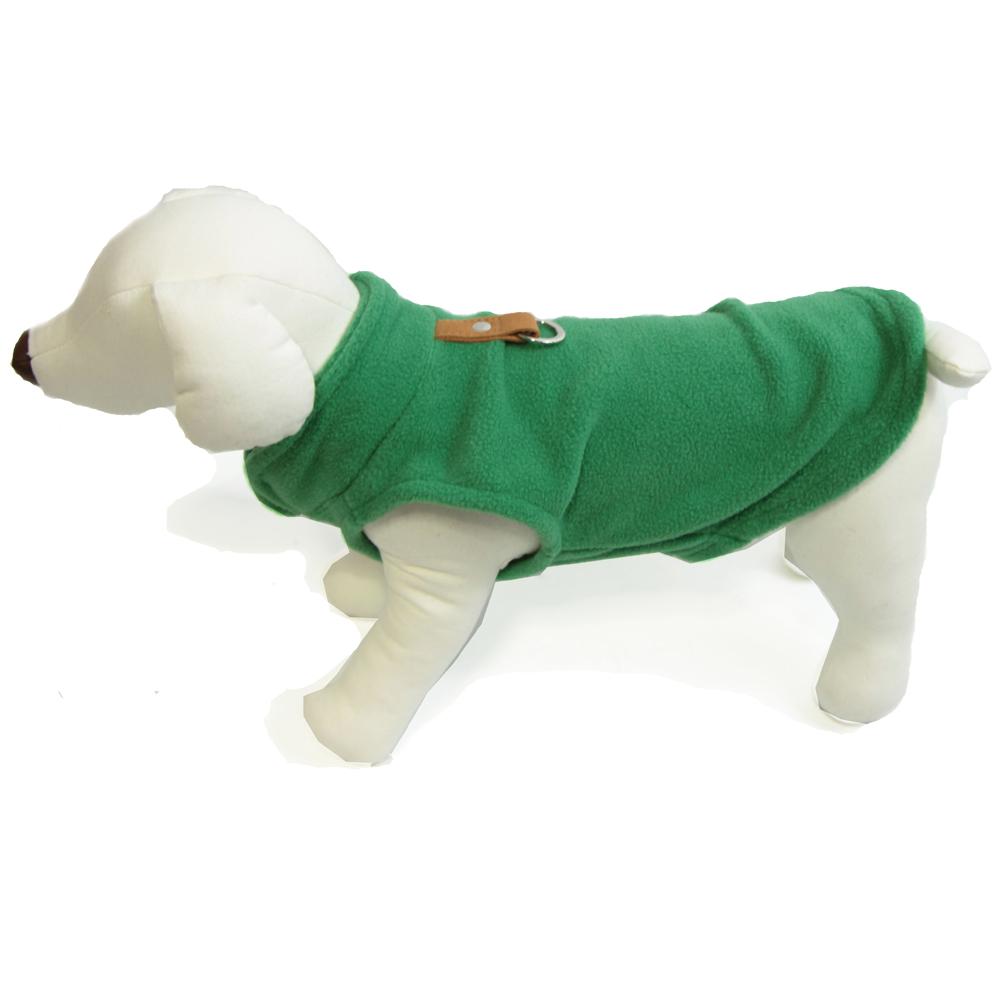 Gooby green vest 2