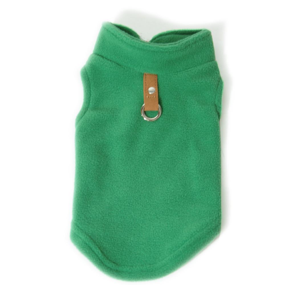 Gooby Green vest
