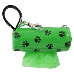 green paws duffel