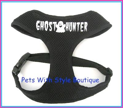 Ghost hunter harness