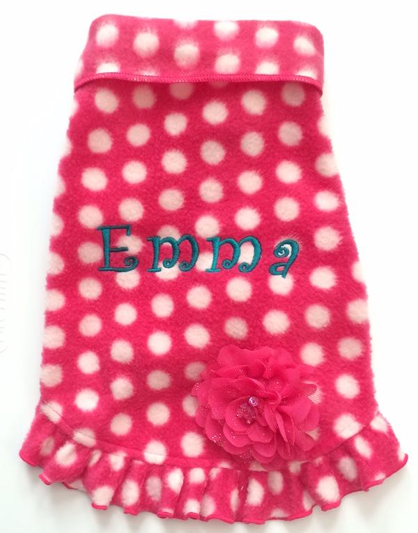 PinkDot Fleece Emma