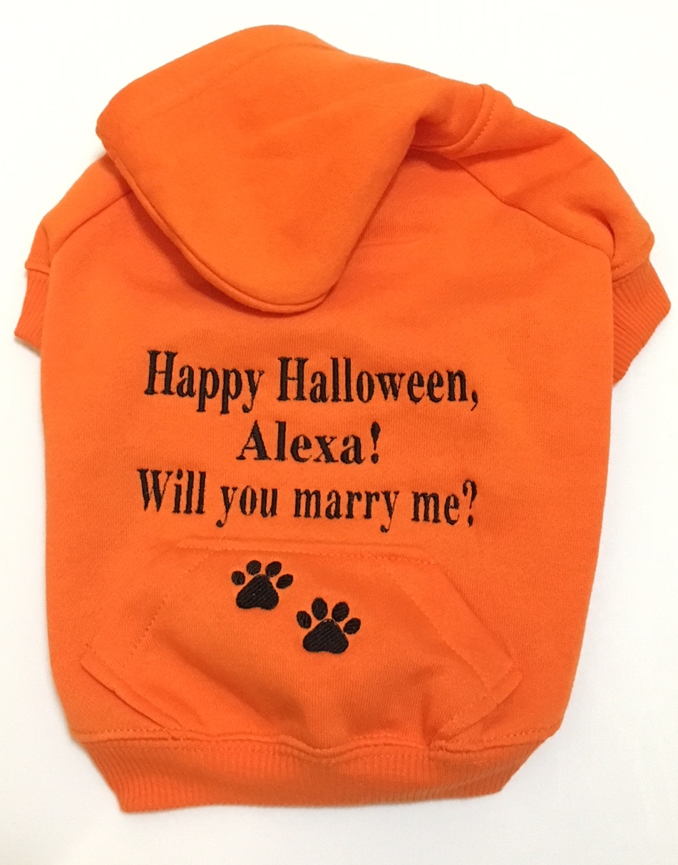 HalloweenMarriageProposalHoodie