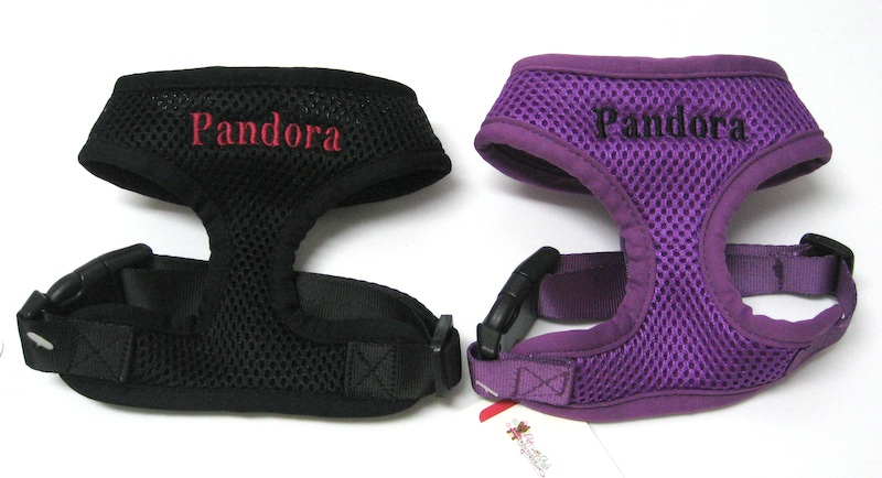 Pandora black purple