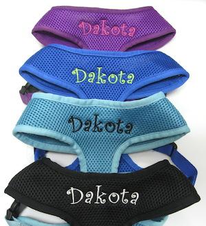 Dakota harnesses