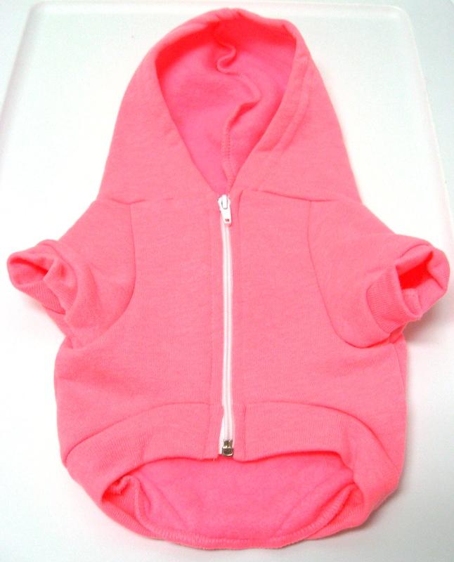Neon Pink underside