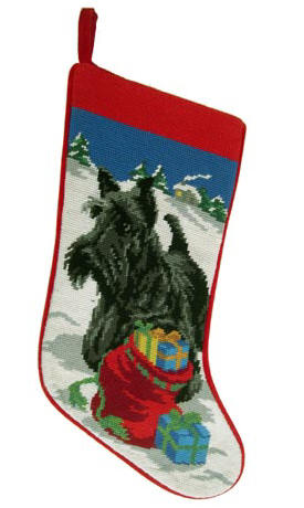 Custom Embroidered Christmas Stockings