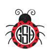 Ladybug Mon Frame
