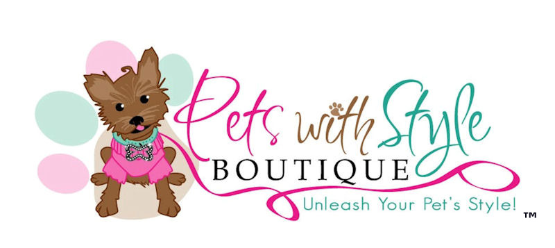 Pets With Style Boutique Logo