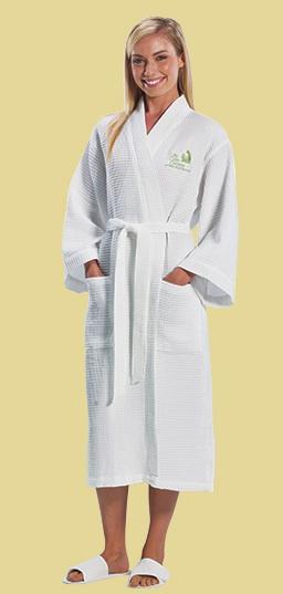 Kimono Long White girl