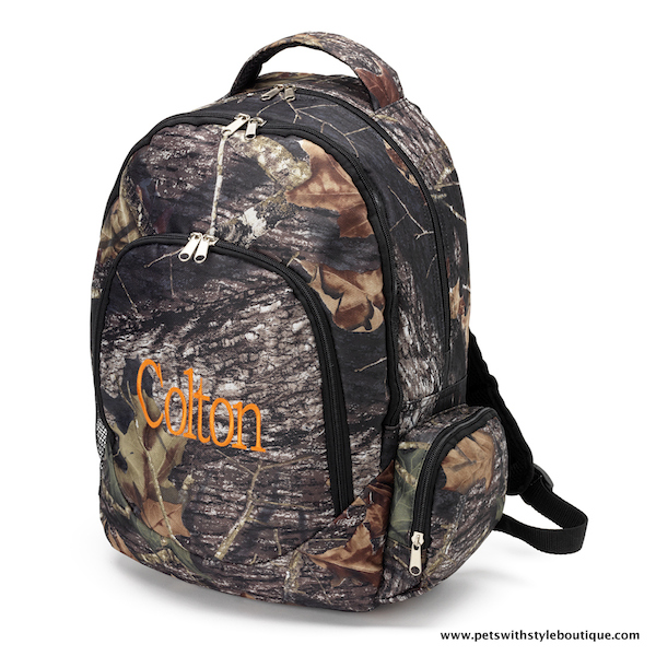Woods Backpack