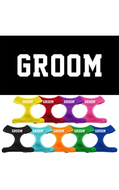 Groom Dog harness all colors