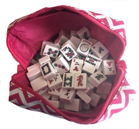 MahjongTileBagOpen