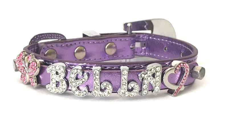 Bling Met Purple Bella PP