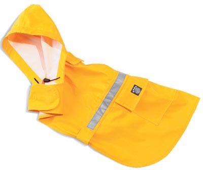 Seattle Rain Slicker yellow