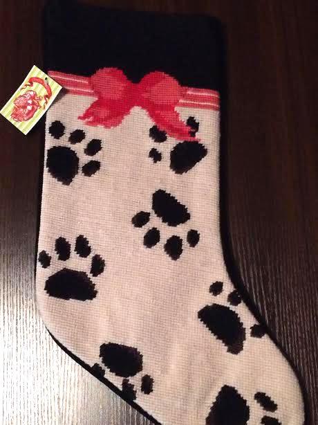 Christmas Needlepoint Stockings Personalized