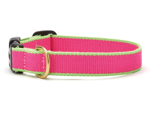 Bamboo Hot Pink Lime Green