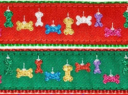 Christmas Dog & Cat Collars
