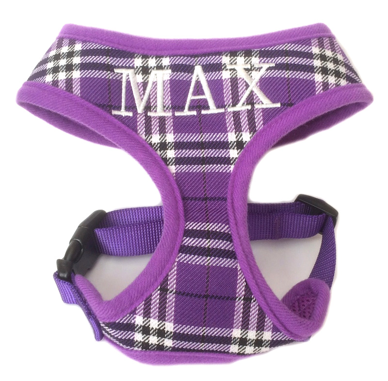 Purple Plaid MAX