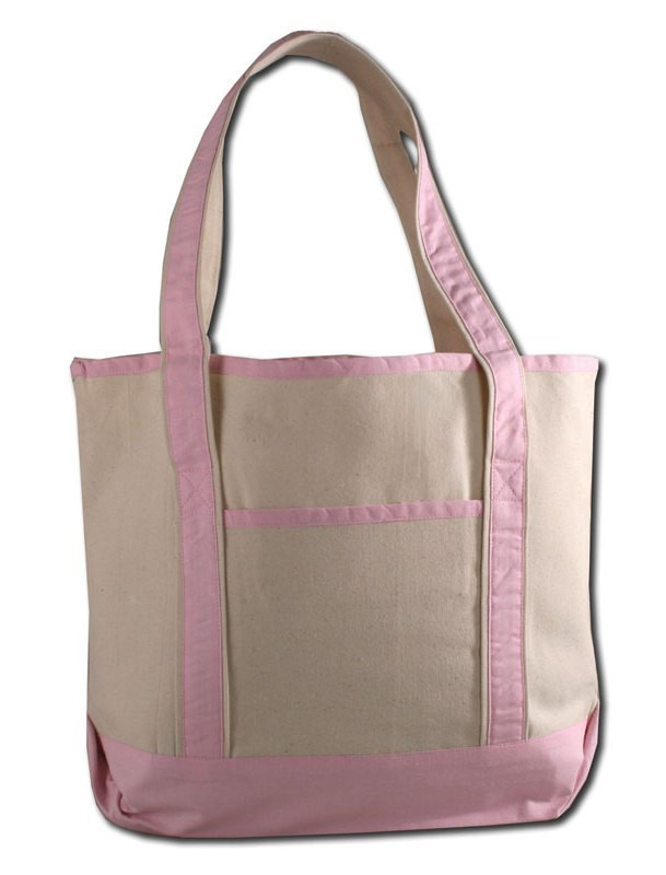 Light Pink Tote