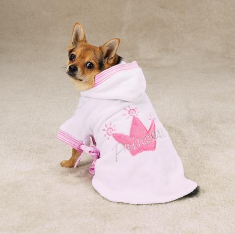 Dog Spa Robes
