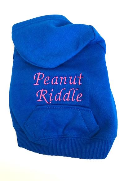 XS Royal Blue Hoodie