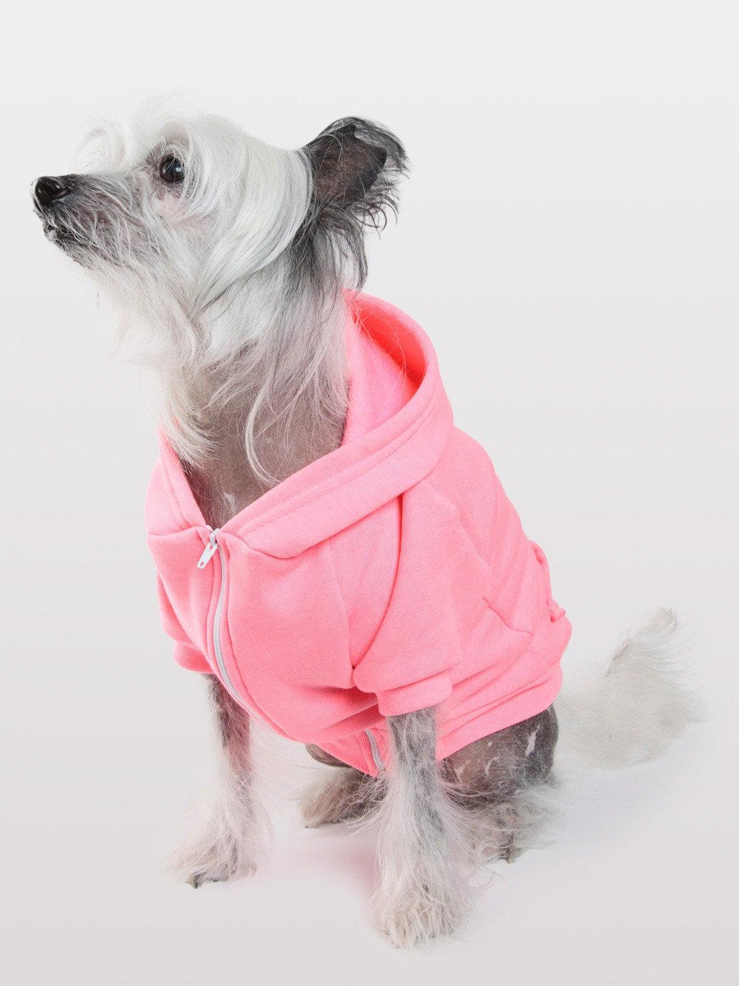 Amer App hoodie Neon Pink 2