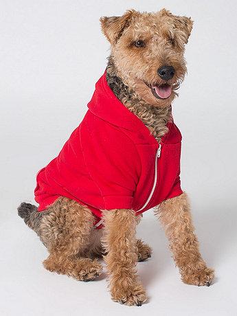 Amer App hoodie red