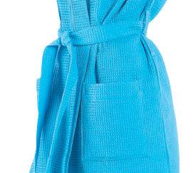 robe waffle weave