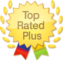 Top Rated Seller Plus Badge