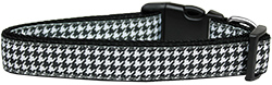 Best Seller Houndstooth Dog Collar Plain or Personalized