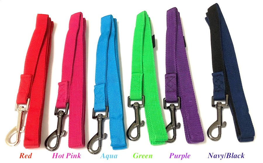 Matching Leash to Adjustable Neck Harnesses