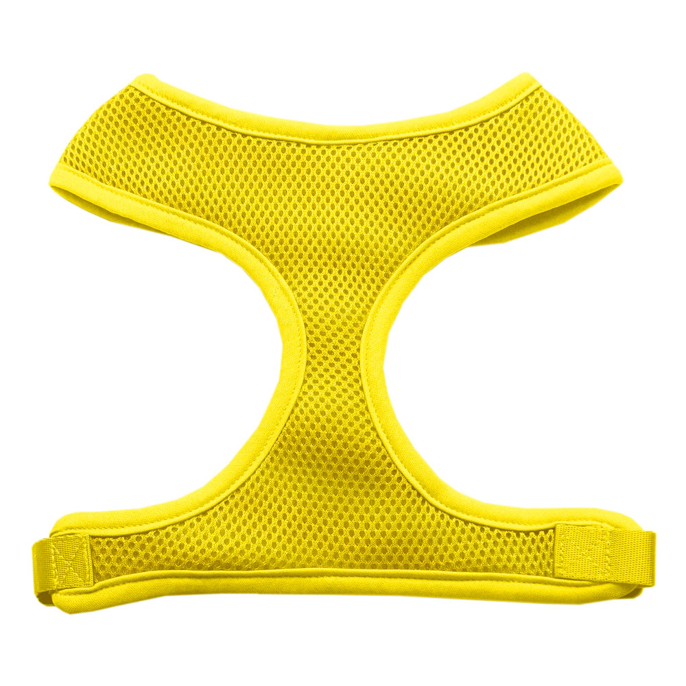 yellow harness