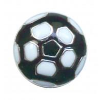 10mm slider soccer ball charm