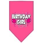 Birthday Girl Pink bandana