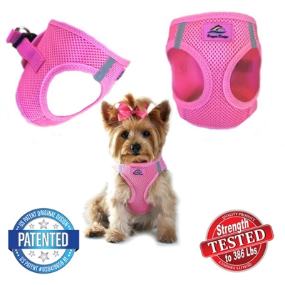 New Personalized American River Ultra Choke Free Dog Harness - Step in harness, XXS - 3XL Solids and Ombre