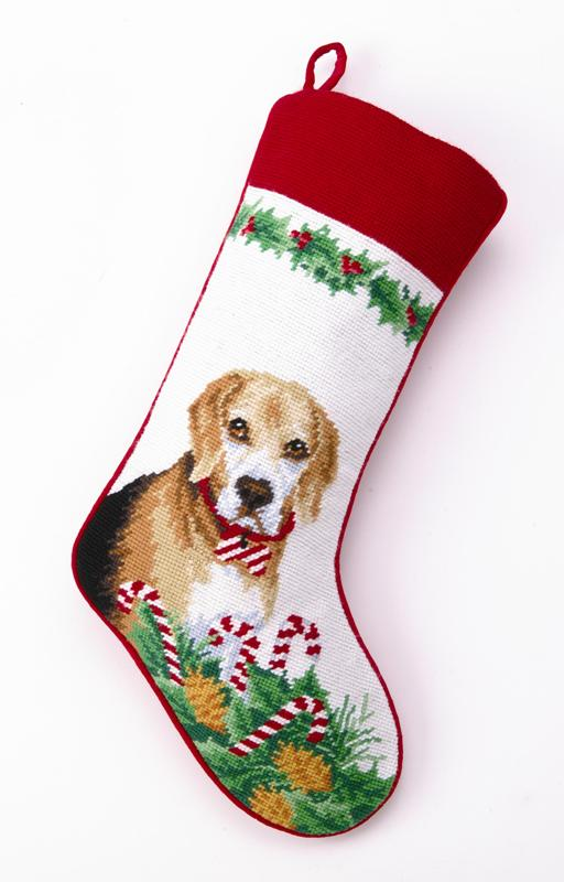 Personalized Dog Breed Stockings Needlepoint Christmas-Dog Breed Personalized Needlepoint Christmas Xmas Stocking Yorkie, Westie, Scottie, Chocolate Lab, Yellow Lab, Boston Terrier, Dachshund, Pug, Corgie,Jack Russell, Maltese, German Shepherd, Border Collie, Beagle, Basset Hound, Bernese, Cavalier Spaniel, Boxer, Bichon Frise, Pomeranian, Chihuahua, Bulldog