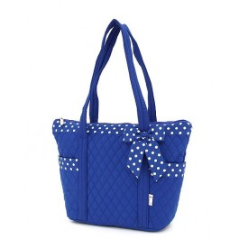 Personalized Belvah Tote Bag Medium with Side Pockets- Perfect for Game Day!...More Colors