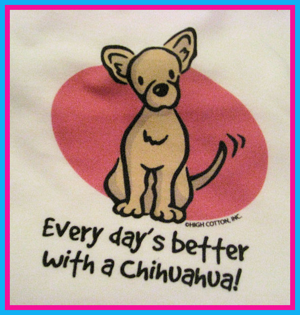 Pet Lover Nightshirt - Everyday's Better with a Cat, Chihuahua, Westie, Pug, Beagle, Yorkie, Dachshund 100% Preshrunk Cotton