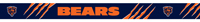 NFL Chicago Bears Dog Collar Officially Licensed