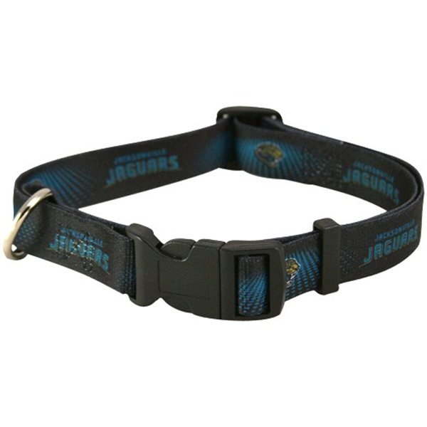 NFL Jacksonville Jaguars Dog Collar Officially Licensed