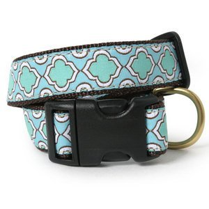 UpCountry Designer Seaglass Dog Collar