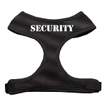 Personalized Security Soft Mesh Dog Harness - Plain or Personalized